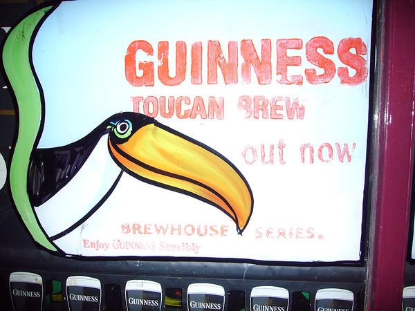 The 400-mile pub crawl 2006