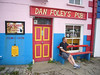 Pub in Annascaul, Co. Kerry