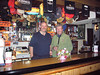 The Old Shebeen Pub, Listowel with Liam the owner's son