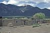 Taos, NM Adobe Indian Dwellings