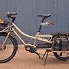 "Yuba ""Spicy Curry"" Cargo Bike (with electric assist pedaling)"