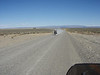 After French Glen on Rock Creek Desert road, headed west towards Paisley,<br /> through Hart Mountain range.