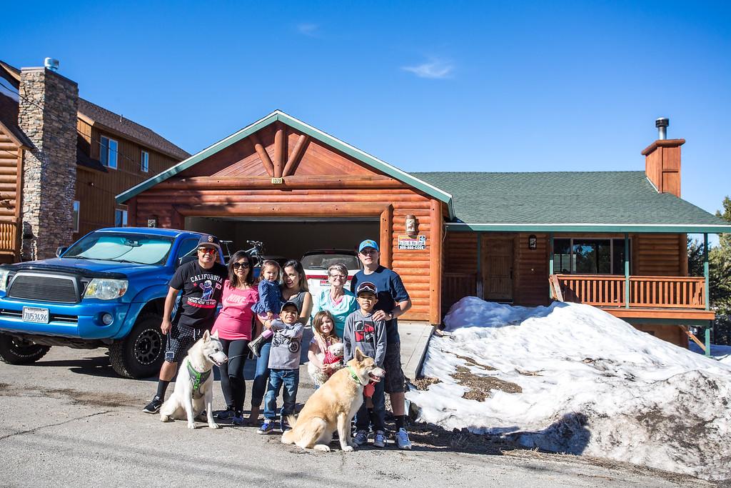 Big Bear Family Trip '16