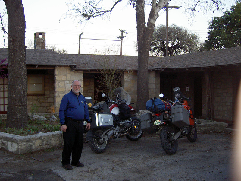 Frio Canyon Lodge in Leakey Tx