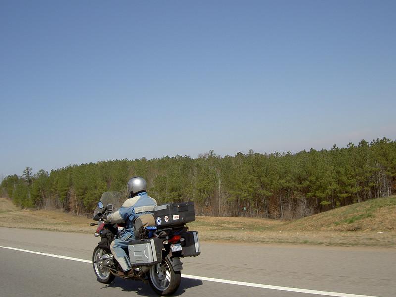 Clear blue skies for tyrebitr