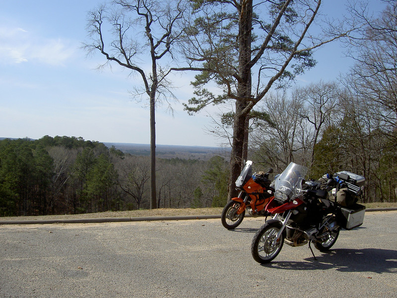 More Natchez Trace pkwy