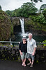 Beth and I at Rainbow Falls