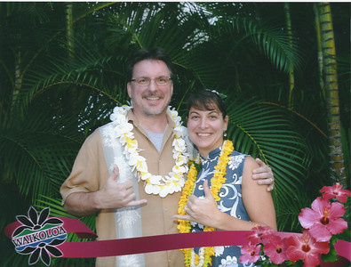 Our luau picture