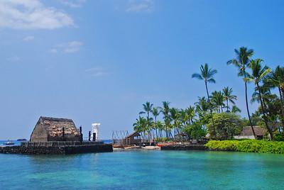 Kona, Big Island at The King Kamehameha Hotel