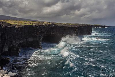 Volcano Cliffs