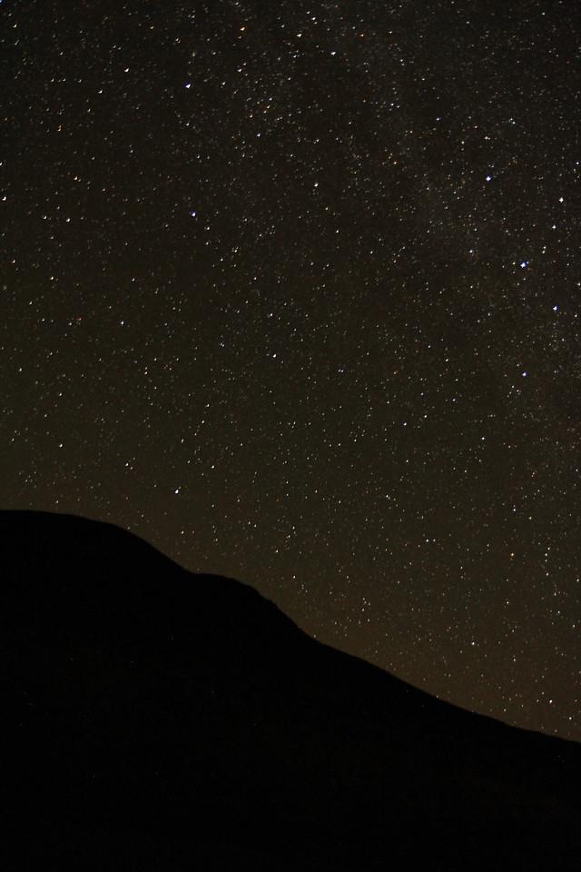 So many stars...