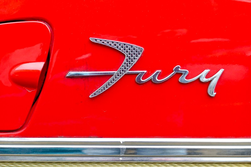 plymouth produced the fury from 1955 to 1989. this particular fury is owned by salvage yard owner john fowlie. he restored it himself, including painting. it is his daily driver. the last plymouth rolled off the assembly line in 2001, ending a run of 74 model years. Peak year for sales was 1973,