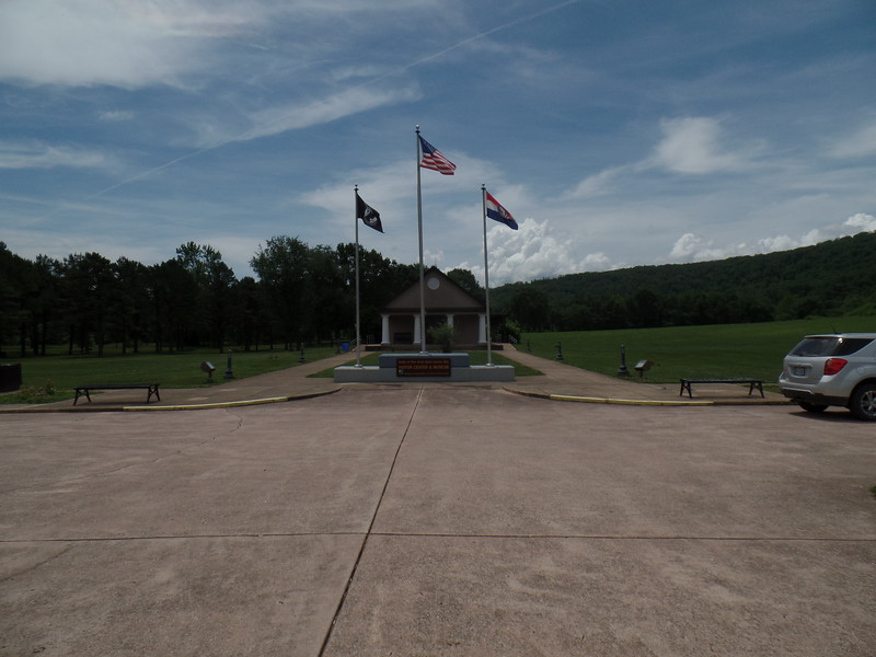Battle of Pilot Knob, Pilot Knob MO