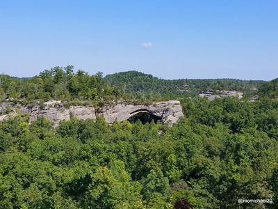 Natural Arch, Whitley City, Ky