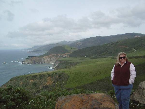 Big Sur, March 27, 2005