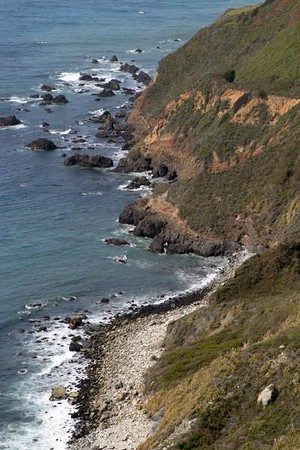 Big Sur Coastline #1.