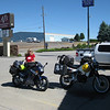 Truck stop, Mountain Home, Idaho.  Good food.