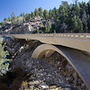 "<span id=""title"">Span</span> Until halfway through 2011, the road to Big Bear went across the dam itself. Since then, it goes over this impressive structure."