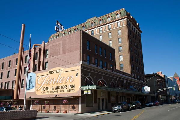 Historic Finlen Hotel