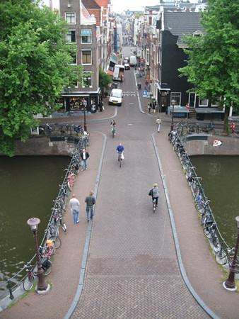 Bike & Barge North Holland 2008