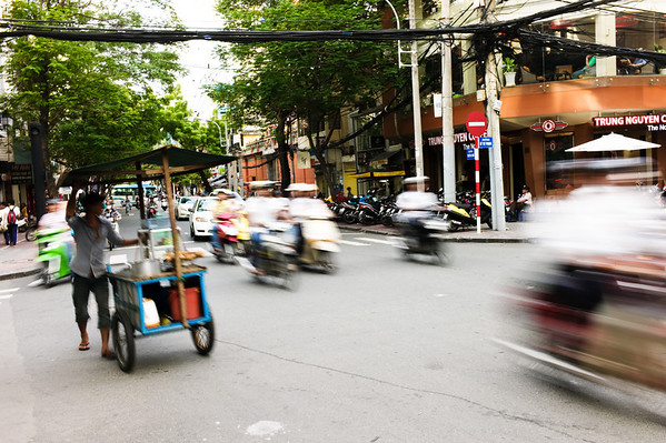 Bike Life in Ho Chi Minh City