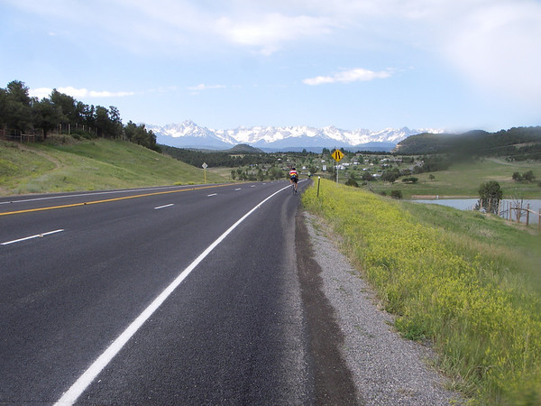 Montrose to Telluride, Via Ridgeway and the Dallas Divide