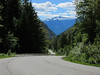We had almost 20 miles of gentle downhill into Kaslo, BC.