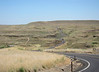 I rode south to Palouse Falls State Park.