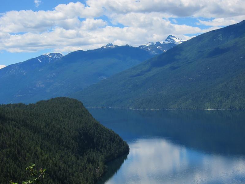 Slocan Lake.