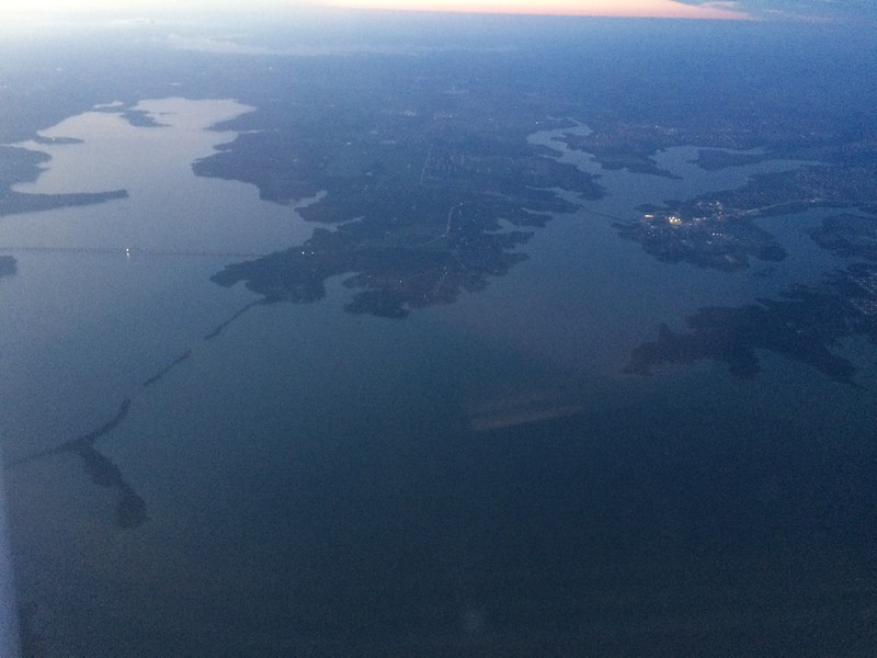 Lewisville Lake, Little Elm