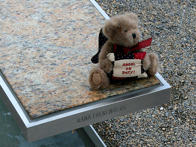 Pentagon 9-11 Memorial - Youngest Victim