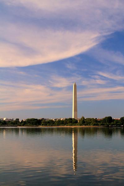 Washington - Reflecting Pool