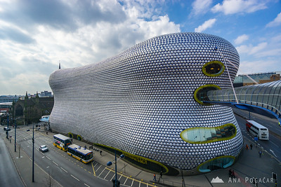 Bullring Shopping Center / Selfridges