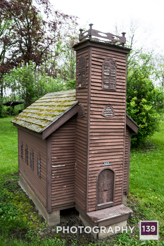 Little Brown Curch