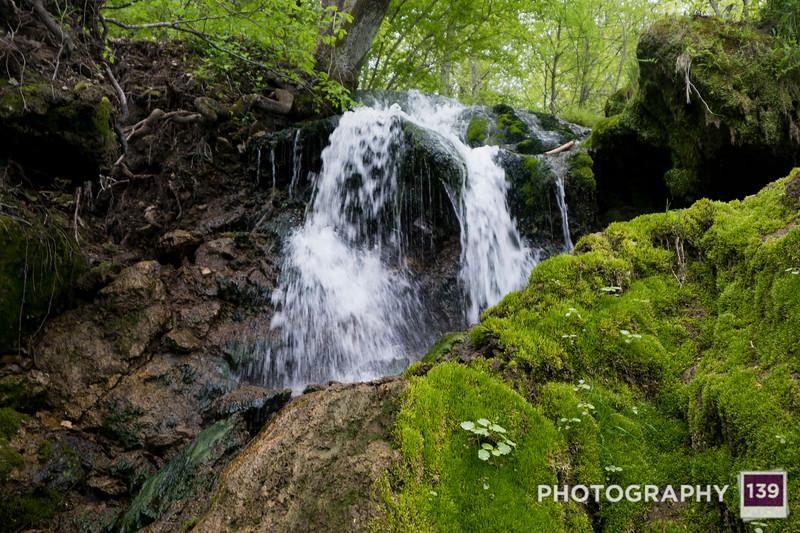 Malanaphy Springs Waterfall