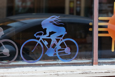 IMG_1387 bike art reflect car