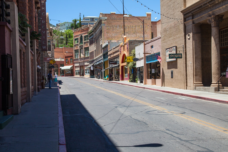 Bisbee, AZ - Soil Remediation Field Trip, 5/27-5/28/15