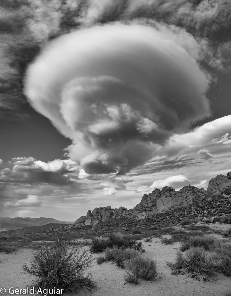 Another Lenticular Cloud