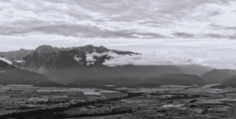 Vista From Red Sleep Mountain