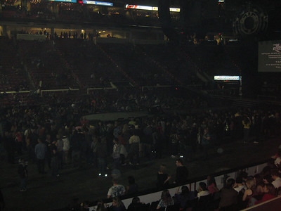 Black Eyed Peas concert - RBC Center 2010