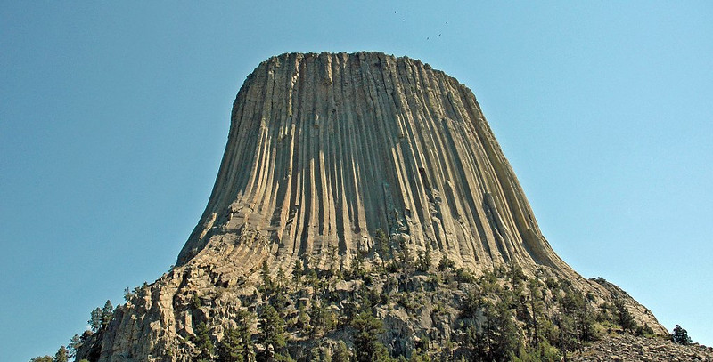 Devil's Tower Portrait