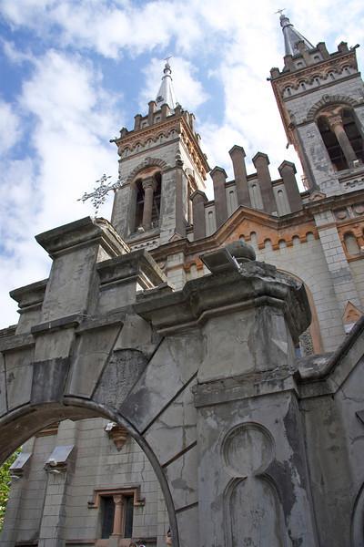 Batumi Orthodox Church in Batumi,Georgia. _DSC4794