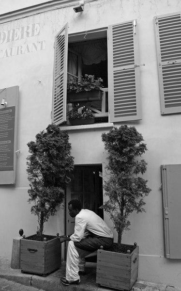 On Break, Paris