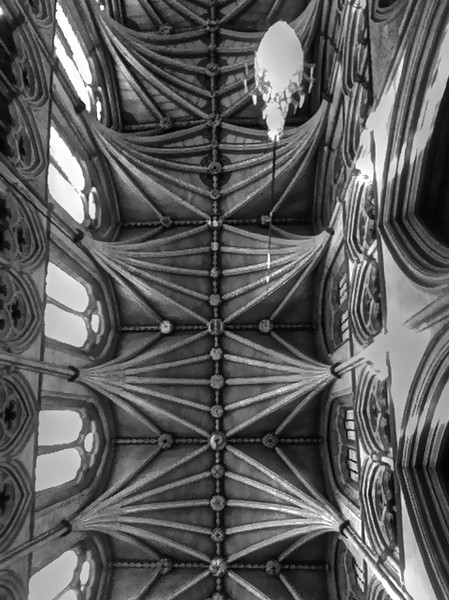Ceiling of Westminster Abbey