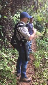 El Centro Biológico Las Quebradas December 2017