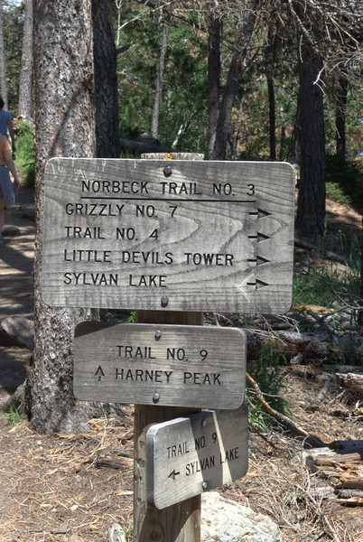 Harney Peak Hike