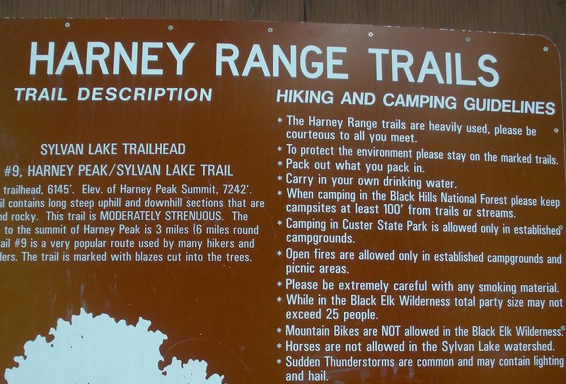 10 - Harney Peak