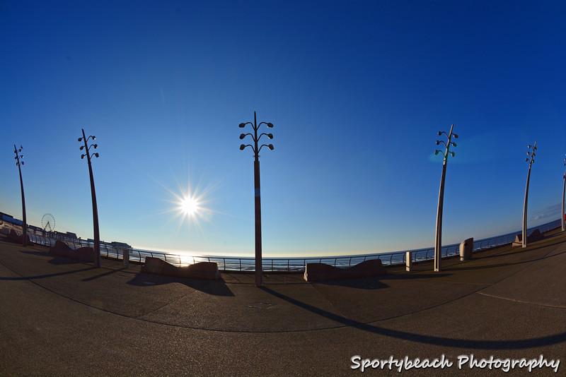 Blackpool Pormenade