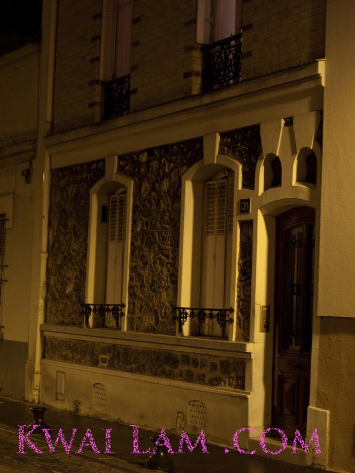 Doorway, 13th Arrondisment, Paris