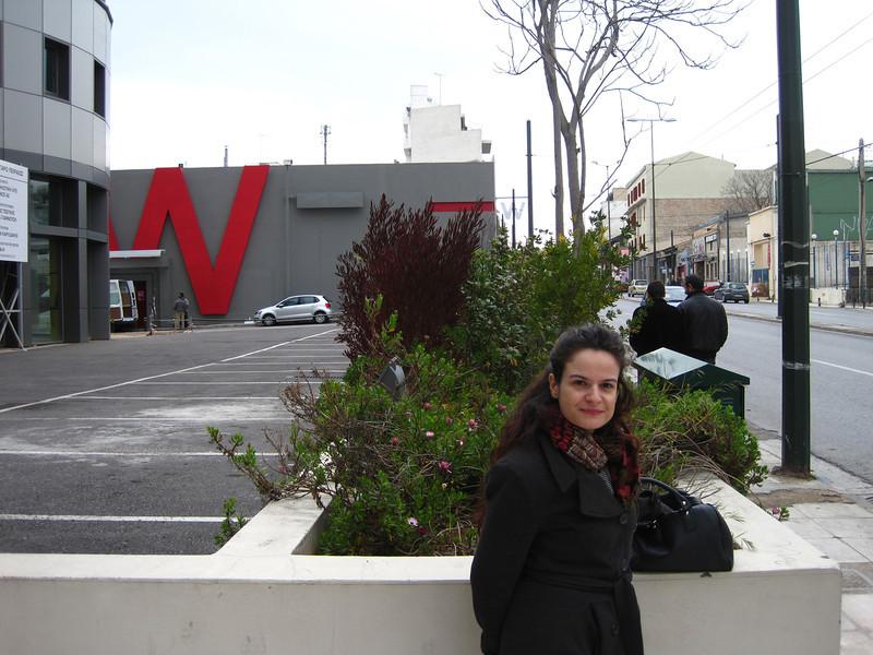 Natali in Athens
